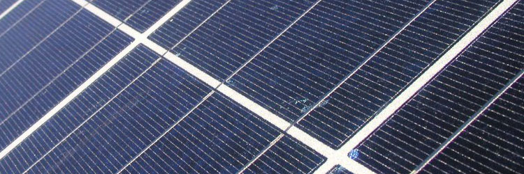 Efficient Green Power - Photovoltaic Solar Power Energy